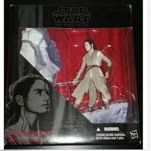 New Star Wars Black Series Rey (Starkiller Base)